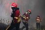 Menor de 14 anos ateou fogo entrePenedono e São João da Pesqueira
