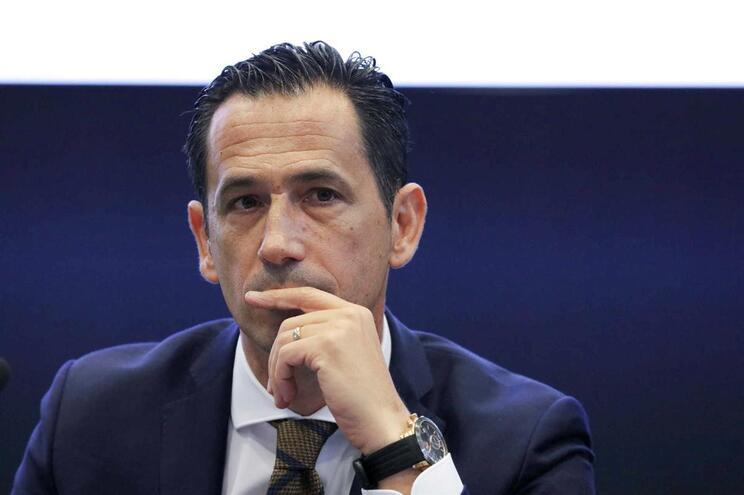 Presidente da Liga Portuguesa de Futebol Profissional, Pedro Proença