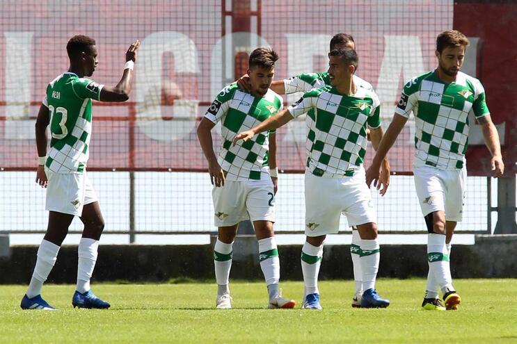 Moreirense vence em casa do Nacional e soma primeiro triunfo