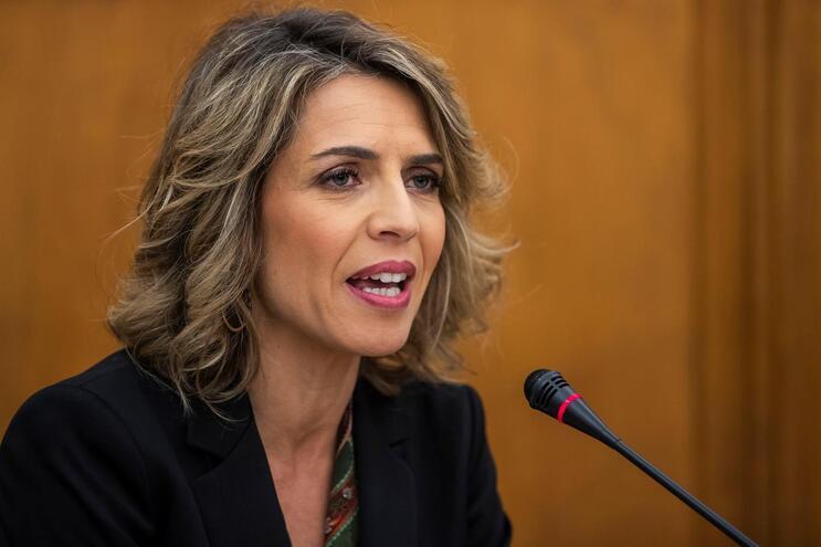 Sandra Felgueiras falou no Parlamento sobre reportagem do lítio