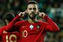 Bernardo Silva é o único português no onze ideal da fase de qualificação do Euro2020