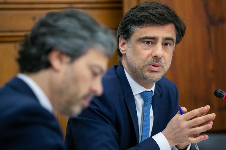 Secretário de Estado da Presidência do Conselho de Ministros, Tiago Antunes