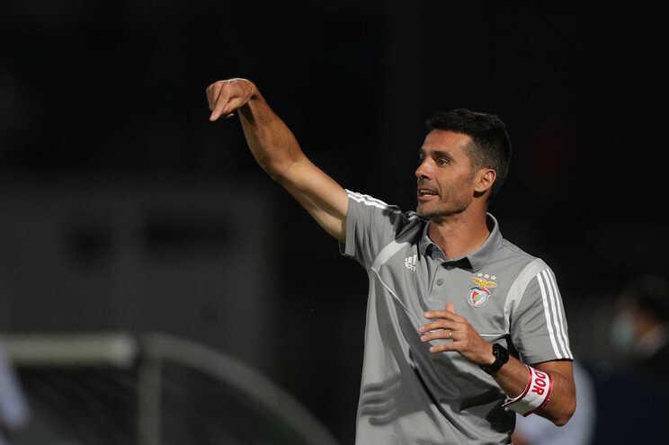 Nelson Veríssimo, treinador do Benfica