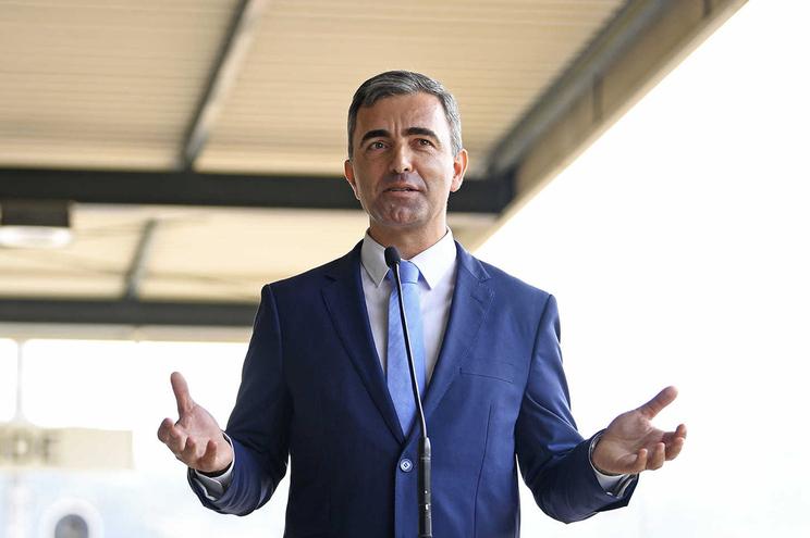 Presidente da Câmara de Lousada, Pedro Machado