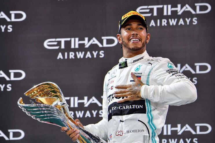 Lewis Hamilton conquistou seis títulos mundiais de pilotos de Fórmula 1