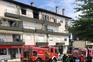 Pai e filha feridos com gravidade em explosão seguida de incêndio em Penacova