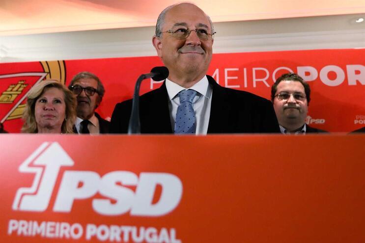 Rio confirma candidatura ao PSD e lidera bancada até congresso