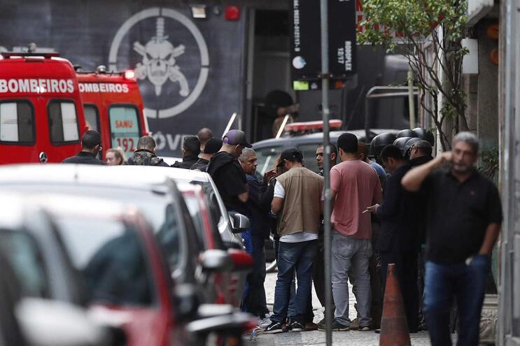 Quatro mortos em operação do Bope em favela do Rio de Janeiro