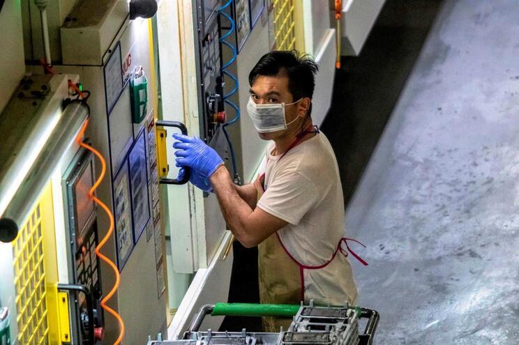 Em causa está a política de Pequim para o setor tecnológico