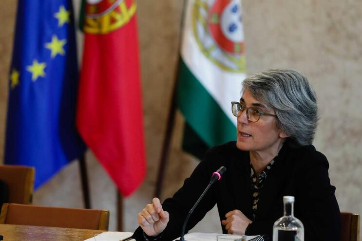 A Ministra da Cultura, Graça Fonseca, anunciou as medidas