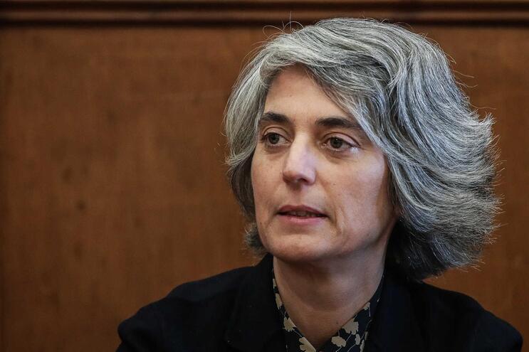 A ministra da Cultura, Graça Fonseca, quer também que os técnicos sejam remunerados