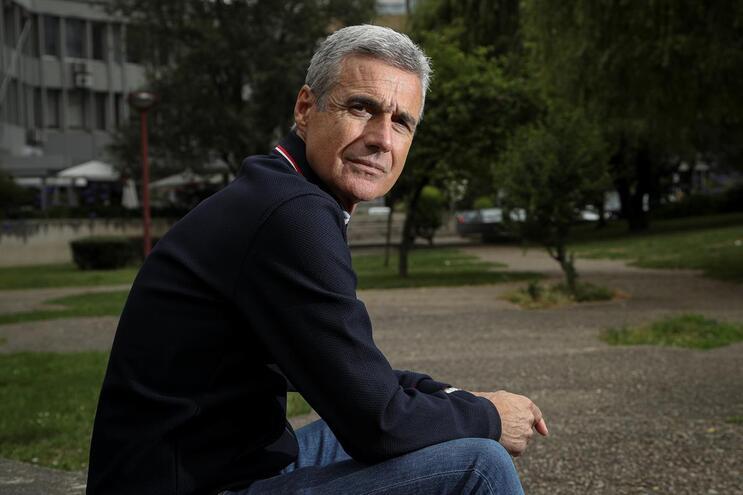 Luis Castro, treinador do Shakhtar Donetsk