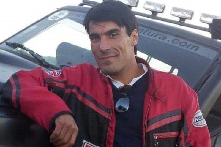 A vítima, Manuel Santos, 40 anos