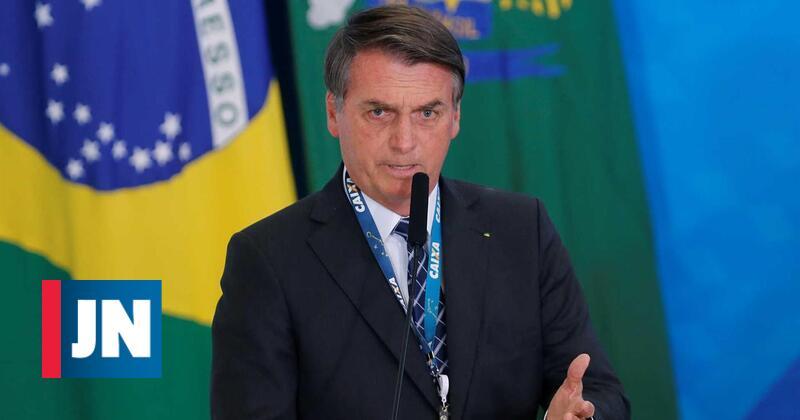 Bolsonaro agradece ao G7 e diz que crise sobre Amazónia foi superada