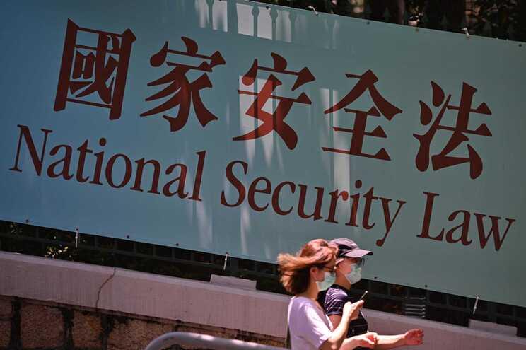 Nova lei é polémica e foi imposta por Pequim