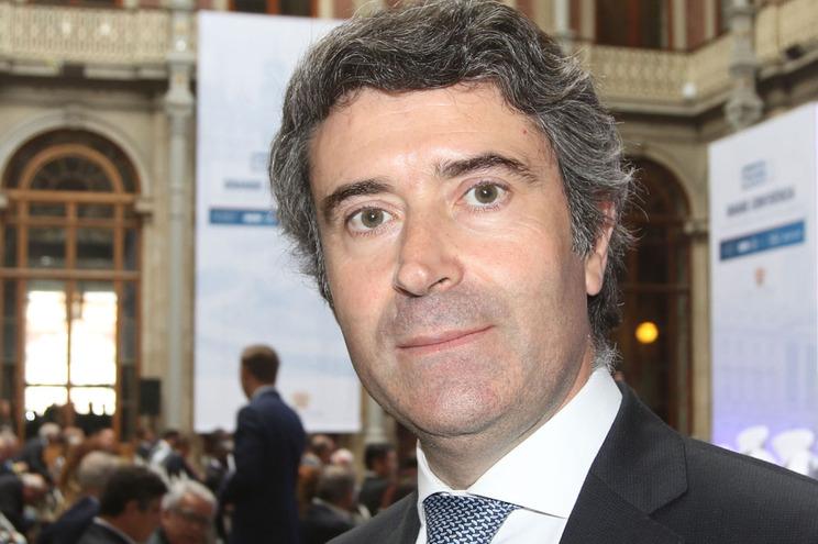 Secretário de Estado José Luís Carneiro
