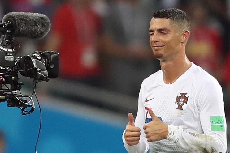 Cristiano Ronaldo deverá ser oficializado na Juventus esta tarde