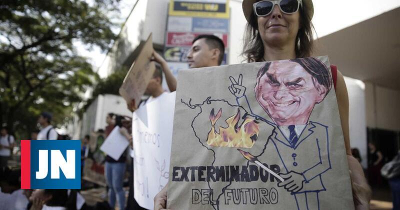 """Ativistas exigem resposta de Costa aos """"crimes"""" na Amazónia"""