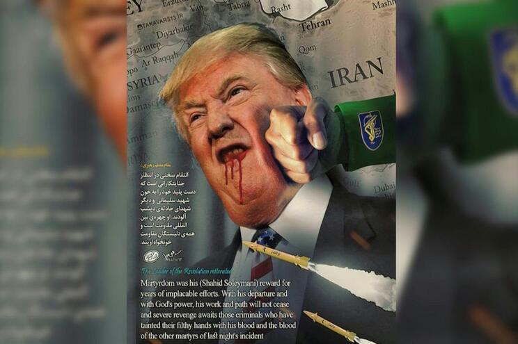 Mais Internet e menos bombas. Hackers iranianos atacam site federal dos EUA
