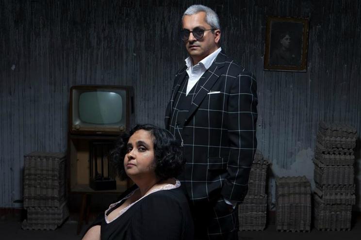 Marta Dias e Carlos Barreto Xavier