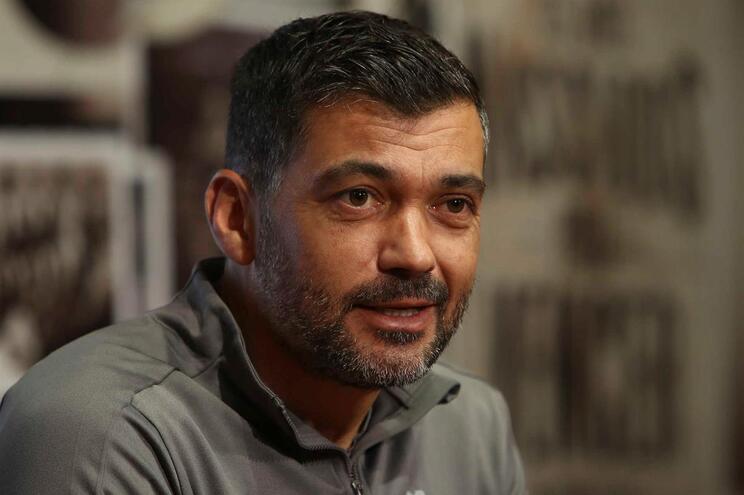 Sérgio Conceição foimultado em 765 euros pela expulsão no jogo com o Boavista