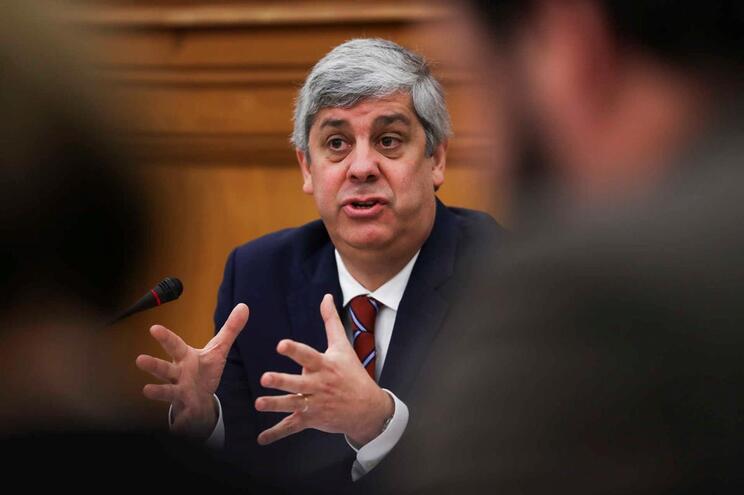 Esclarecimento foi feito por fonte do ministério das Finanças, tutelado por Mário Centeno