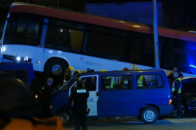 Local do acidente em S. Mamede teve 27 acidentes entre 2009 e 2017