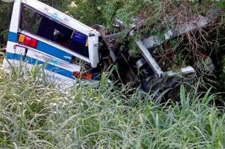 Pelo menos 18 mortos em despiste de autocarro na Venezuela