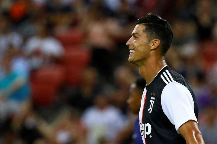 """Cristiano Ronaldo: """"Não preciso de mais dinheiro, quero conquistar o meu lugar"""""""