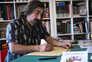 Cartoonista Nuno Saraiva diz que crime é atentar contra a liberdade de expressão