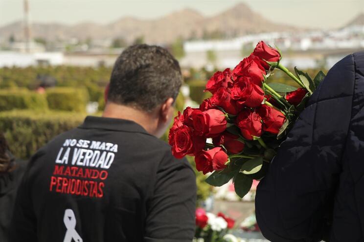 México: o maior túmulo de jornalistas do mundo