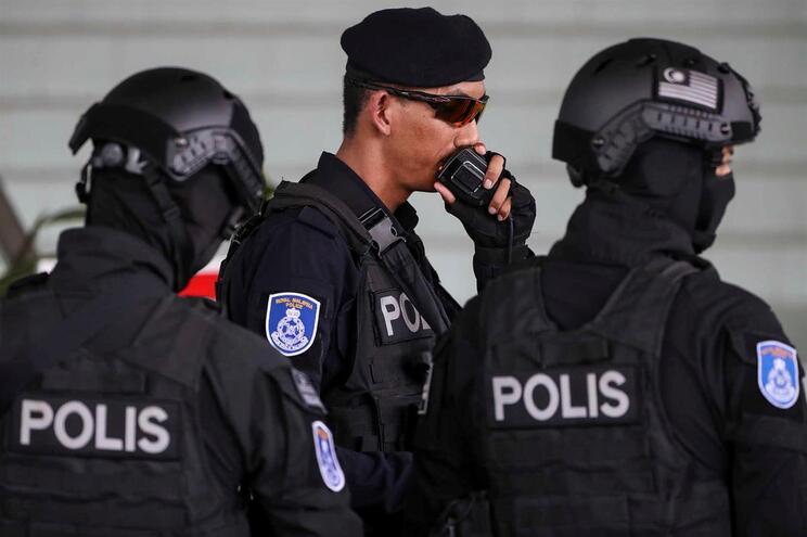 Polícia do Vietnam