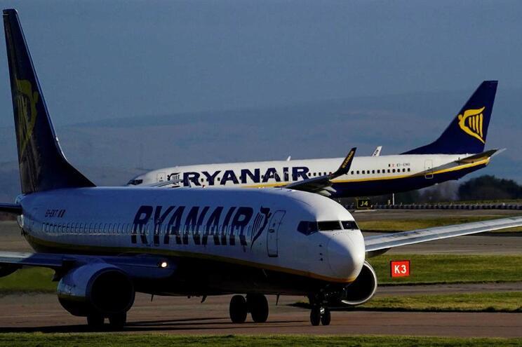 Ryanair confirmou incidente