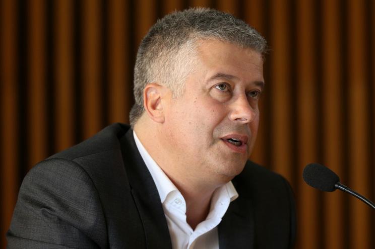 Artur Nunes, presidente da Comunidade Intermunicipal Terras de Trás-os-Montes
