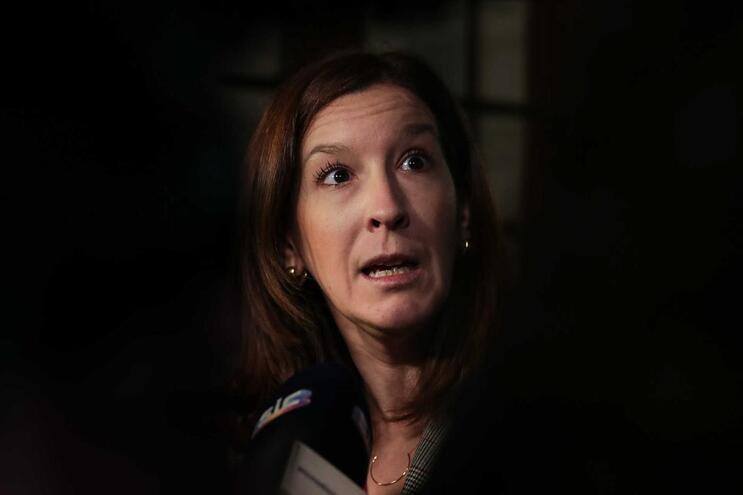Cecília Meireles, líder parlamentar do CDS