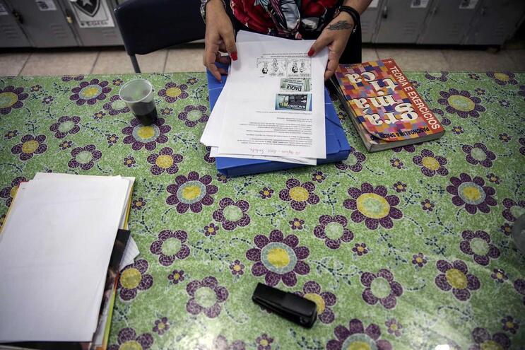 No Brasil 43% dos alunos não sabe o mínimo de leitura, matemática e ciências