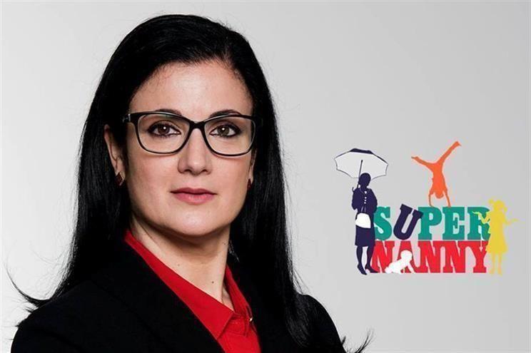 """Psicóloga Teresa Paula Marques, que interpretou """"SuperNanny"""""""