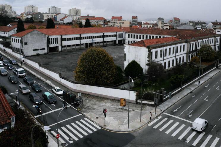 Quartel no centro do Porto tem 25 mil metros quadrados