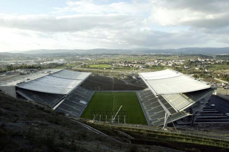 Estádio do Braga já custou 175 milhões. Mais que o hospital