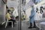 Investigadores dizem que apesar de testes positivos doentes não são contagiosos na segunda semana da