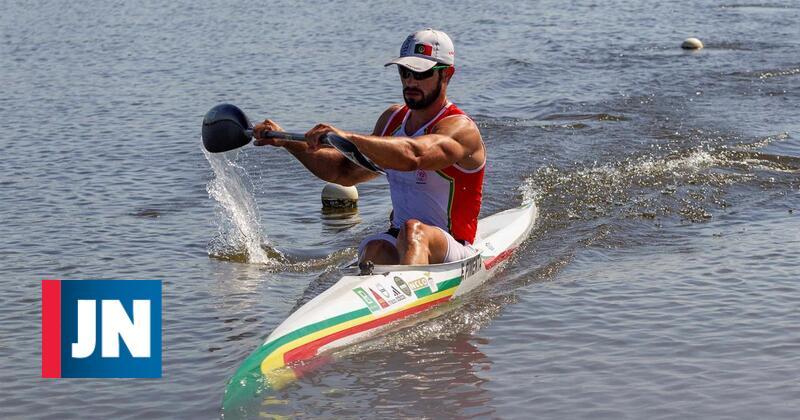 Fernando Pimenta vence segunda medalha de bronze