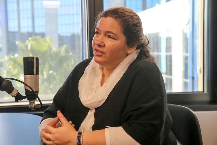 Alexandra Leitão,, ministra da Modernização Administrativa e da Administração Pública