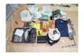 Material apreendido pela PJ em Coimbra e entregue às autoridades espanholas