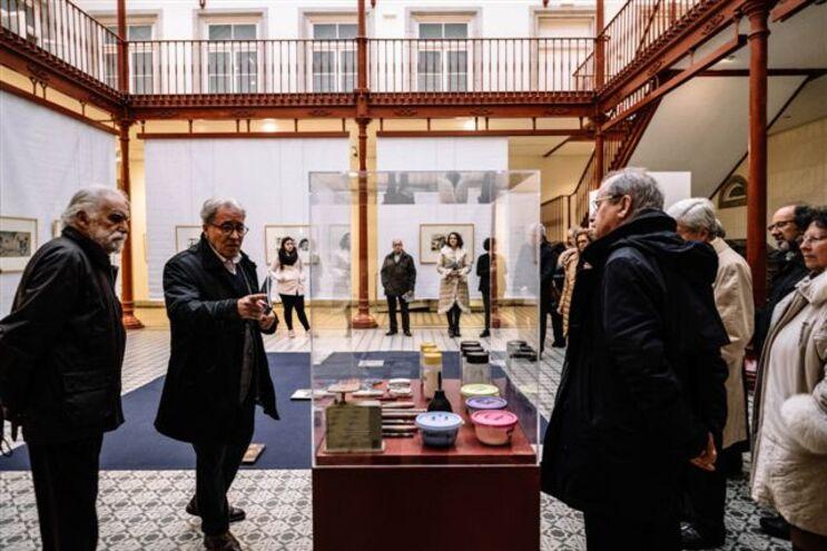 Exposição está patente desde sexta-feira no Museu da Misericórdia do Porto
