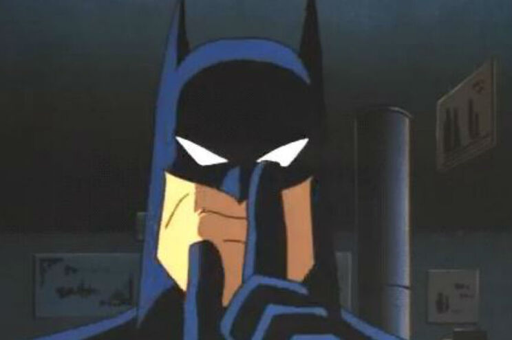 Polícia criticada por usar gif do Batman em tweet sobre a Manada