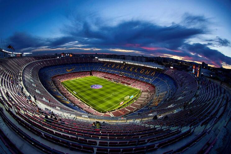 Estádio do Barcelona
