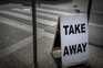 Restaurantes minhotos colocam faixas negras à porta em protesto