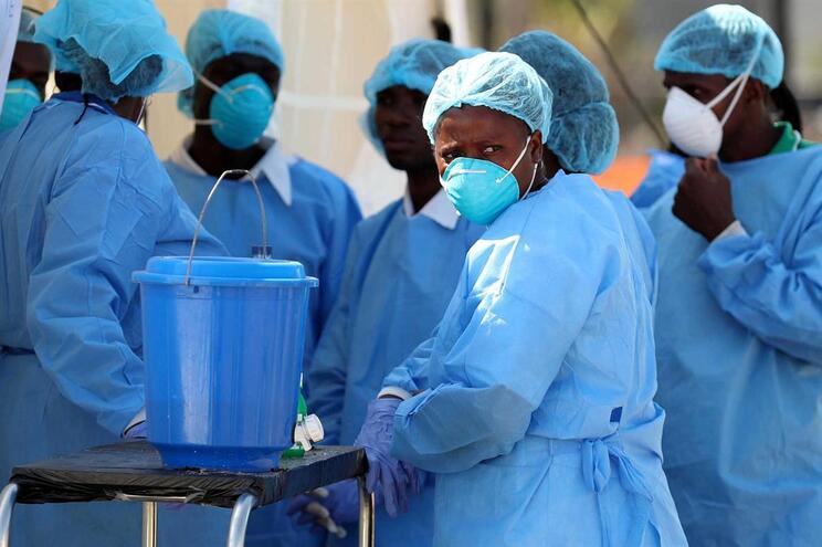 Número de mortos em Moçambique sobe para 501