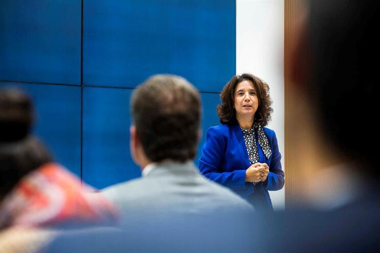 Secretária de Estado do Turismo, Rita Marques