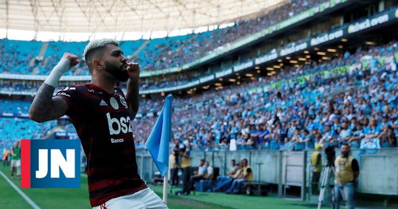 Flamengo de Jesus a dois pontos do sexto título de campeão brasileiro
